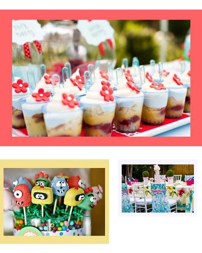 children's party planning